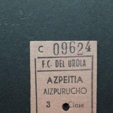 Collectionnisme Billets de transport: BILLETE DE CARTÓN. Lote 254225205