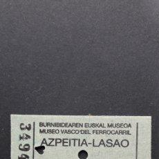 Collectionnisme Billets de transport: BILLETE DE CARTÓN. Lote 254232555