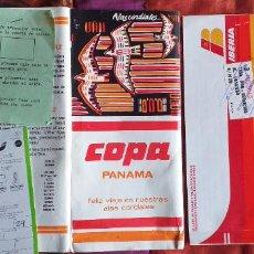 Coleccionismo Billetes de transporte: IBERIA-V37-B-PANAMA 1981. Lote 293882153
