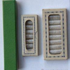 Boquillas de colección: 3 CAJAS DE FILTROS PARA BOQUILLAS / CHIQUITIN / SIN USAR / AÑOS 60. Lote 26143106