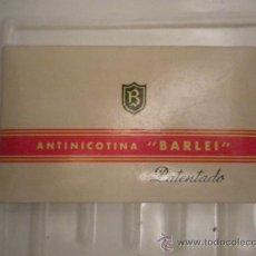 Boquillas de colección: CAJA CON BOQUILLAS INCOMPLETA. Lote 26922814