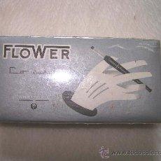 Boquillas de colección: CAJA CON RECARGA PARA BOQUILLAS FLOWER, AÑO 1961.. Lote 26532385