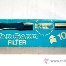 Boquillas de colección: TAR GARD FILTER - LLEVA NUEVE FILTROS. Lote 29908638
