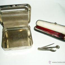 Boquillas de colección: BOQUILLA Y MAQUINA DE LIAR. Lote 43298079