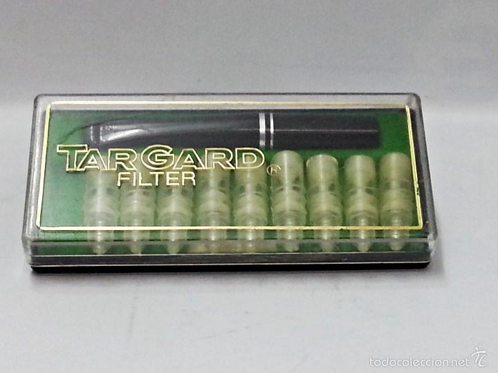 Boquillas de colección: Caja con boquilla y filtros de Tar Gard - Foto 2 - 56670611