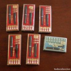 Boquillas de colección: LOTE DE 6 CAJAS DE BOQUILLAS 5 TARGARD FILTER AUTOMATIC Y 1 SPECIAL. Lote 95555127
