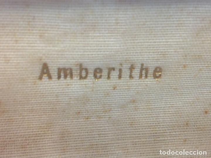 Boquillas de colección: 2 BOQUILLAS. ÁMBAR. AMBERITHE. ESPAÑA. SXX. - Foto 6 - 100137255