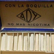 Boquillas de colección: ANTIGUOS FILTROS AMTI NICOTINA - ADY - SEGÚN SE MUESTRA - VICTOR FERNÁNDEZ - LOGROÑO -. Lote 111933139