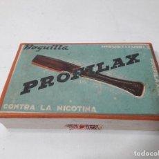 Boquillas de colección: ANTIGUA CAJA DE BOQUILLAS PROFILAX. MED. 6,5X10,5 CM. . Lote 128868335