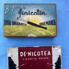 Boquillas de colección: LOTE FILTROS BOQUILLAS. Lote 130887524