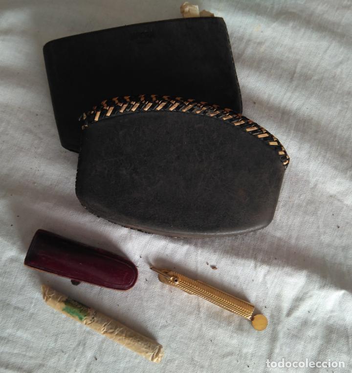 Boquillas de colección: Lote de varios objetos para fumar - Foto 2 - 141556198