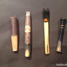 Boquillas de colección: 4 BOQUILLAS. Lote 148618062