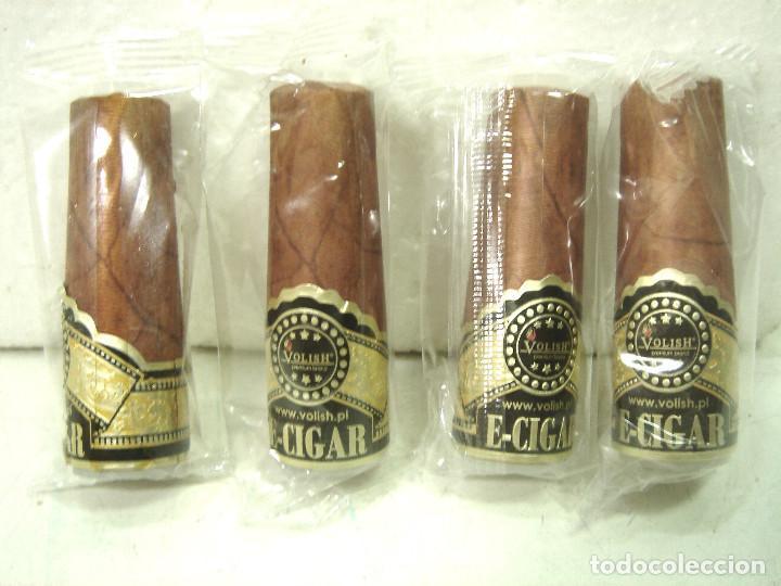 Boquillas de colección: RARAS BOQUILLAS PARA CIGARRILO ELECTRICO-VOLISH E-CIGAR ¡¡NUEVAS¡¡ PURO TABACO VAPERS CIGARRO - - Foto 2 - 186000230