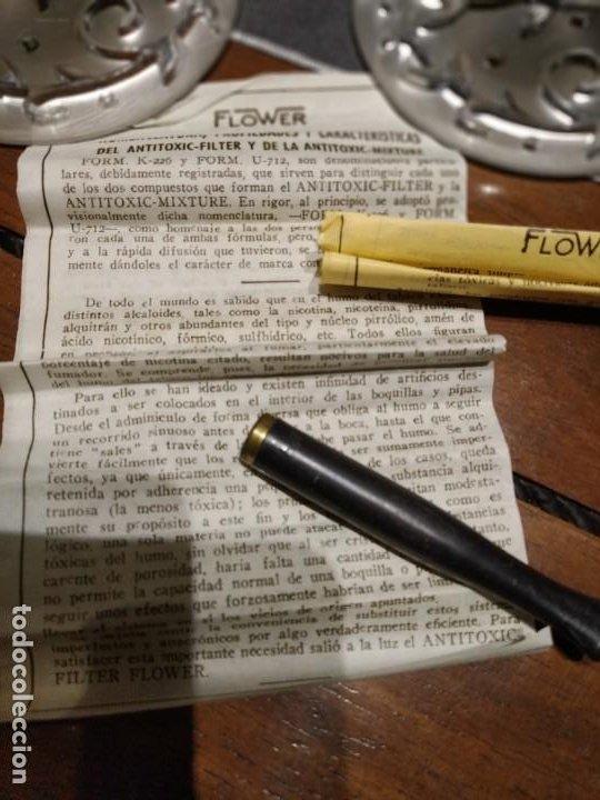 Boquillas de colección: Boquilla Flower. Caja completa con su folleto - Foto 2 - 196531965