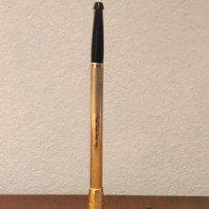 Fume-cigarettes de collection: FINISIMA BOQUILLA DORADA PARA FUMAR AÑOS 70. Lote 218343042