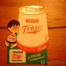 Cartelillo adesivo de yogur frigo comprar carteles - Frigo pequeno ...