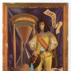 Coleccionismo de carteles: LAMINA PUBLICITARIA FARMACIA. MEDICINA AÑOS 50. CONTIENE FOTOGRAFIA DEL REVERSO. Lote 13611355