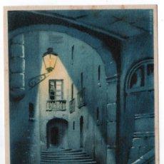 Coleccionismo de carteles: LAMINA PUBLICITARIA FARMACIA. MEDICINA AÑOS 50. CONTIENE FOTOGRAFIA DEL REVERSO . Lote 13624826