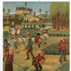 Coleccionismo de carteles: LAMINA PUBLICITARIA FARMACIA. MEDICINA AÑOS 50. CONTIENE FOTOGRAFIA DEL REVERSO . Lote 13625051