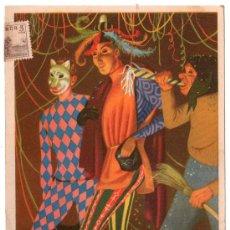 Coleccionismo de carteles: LAMINA PUBLICITARIA FARMACIA. MEDICINA AÑOS 50. CONTIENE FOTOGRAFIA DEL REVERSO . Lote 13625061