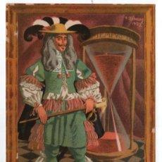 Coleccionismo de carteles: LAMINA PUBLICITARIA FARMACIA. MEDICINA AÑOS 50. CONTIENE FOTOGRAFIA DEL REVERSO . Lote 30993980