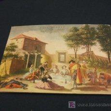 Coleccionismo de carteles: CARTEL CASA TORRES - PASEO GRACIA, 118 - BARCELONA. Lote 21876442