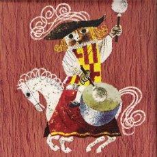 Coleccionismo de carteles: FIESTAS DE LA MERCED 1960. Lote 26497939