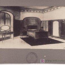 Coleccionismo de carteles: CARTEL MUESTRA- PUBLICITARIA DE MUEBLES BENLLOCH. SANTA CRUZ DE TENERIFE.. Lote 20838614