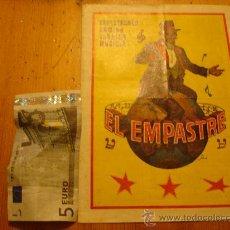 Coleccionismo de carteles: TOROS CARTAGENA. Lote 27342940