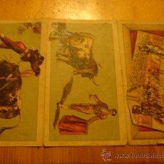 Coleccionismo de carteles: ENTRADA PLAZA TOROS CARTAGENA MURCIA . Lote 27345656