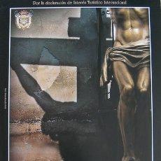 Coleccionismo de carteles: CREVILLENTE- ALICANTE CARTEL SEMANA SANTA 2010. Lote 28697062