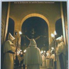 Coleccionismo de carteles: CREVILLENTE, ( ALICANTE ), CARTEL SEMANA SANTA 2009. Lote 27793393