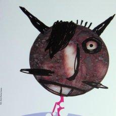 Coleccionismo de carteles: ALICANTE, CARTEL CARNAVAL 2010. Lote 27962009