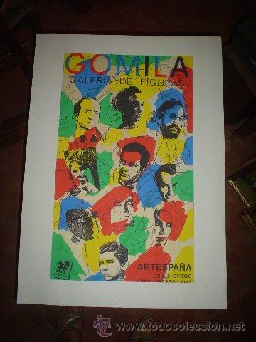 GOMILA (Coleccionismo - Carteles Pequeño Formato)