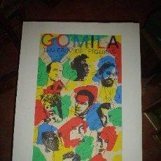 Coleccionismo de carteles: GOMILA. Lote 28475938