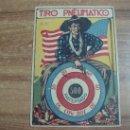 Coleccionismo de carteles: LAMINA CARTON DURO: TIRO PNEUMATICO.- 21X31CTMS.-. Lote 30625500