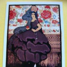 Coleccionismo de carteles: FOTO POSTAL. CARTEL FIESTAS DE PRIMAVERA DE SEVILLA 1922 SEMANA SANTA Y FERIA. 959. . Lote 44929266