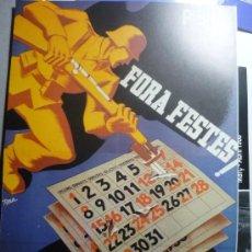 Coleccionismo de carteles: POLITICO CARTEL PSU GUERRA CIVIL ESPAÑOLA- . Lote 32764321