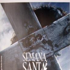 Coleccionismo de carteles: ALICANTE CARTEL SEMANA SANTA 2013, SIN DOBLAR. Lote 38406307