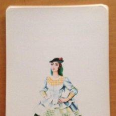 Coleccionismo de carteles: LAMINA TRAJE REGIONAL - LABORATORIOS CASEN- LAS PALMAS - TDKP7. Lote 38576895