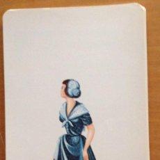 Coleccionismo de carteles: LAMINA TRAJE REGIONAL - LABORATORIOS CASEN- GUIPUZCOA - TDKP7. Lote 38576910