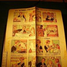 Coleccionismo de carteles: HOJA PUBLICITARIA DE VIANDOX. IMP. DE VAUGIRARD, PARIS, 1931.. Lote 38918987