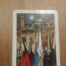 Collectionnisme d'affiches: CARTEL DE SEMANA SANTA DE GRANADA AÑO 1970 CON LAS PROCESIONES. UN LUJO. Lote 40483463