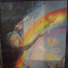 Coleccionismo de carteles: DIBUJO DE FERRÀNDIZ (CHRISTMA TAMAÑO 45 X 29,5). Lote 43063756