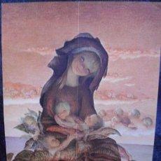 Coleccionismo de carteles: DIBUJO DE FERRÀNDIZ (CHRISTMA TAMAÑO 45 X 29,5). Lote 43063820