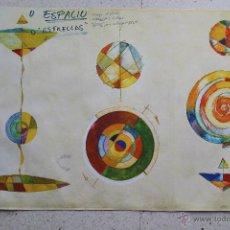 Coleccionismo de carteles: PRUEBA LITOGRAFIADA PARA PARAGÜERO. Lote 43339884