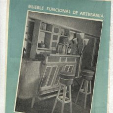 Collectionnisme d'affiches: PUBLICIDAD ORIGINAL EPOCA - BARDELLA DECORACION BALMES 250 BARCELONA. Lote 44529130