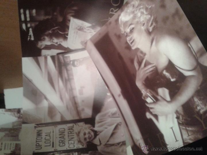 Coleccionismo de carteles: PORTAFOLIO DE CARTELES DE MARILYN MONROE ,EXTRANJERO(OFERTA A MITAD DE PRECIO) - Foto 4 - 45294152