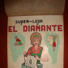 Coleccionismo de carteles: LEJIA EL DIAMANTE. Lote 45643644