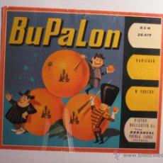 Coleccionismo de carteles: FRUTAS BUPALÓN. 28 X 24,5 CMS. Lote 45691933